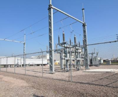 JBL 115KV 40MVA Substation