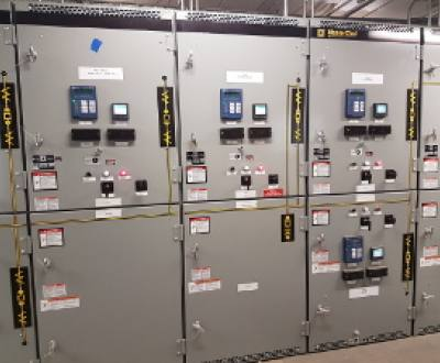 McMaster University - E.T. Clarke Centre Electrical Switchgear Replacement